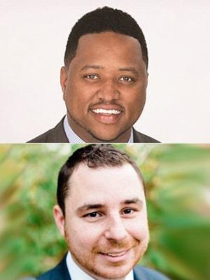 Chris Desrochers & Andre Riley Headshots