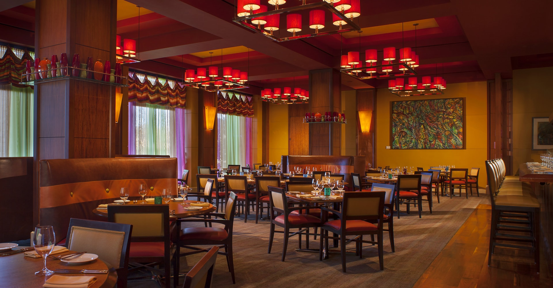 Kierland Westin Resort Desco Restaurant In Scottsdale Arizona