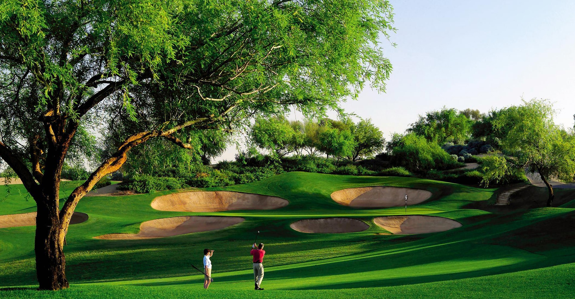 Kierland Westin Resort Golf In Scottsdale Arizona
