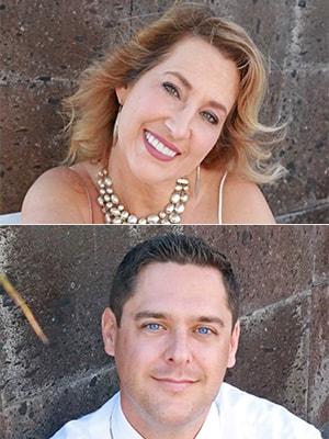 Shannon Mackey & Kelsey Halvarson