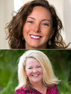 Profile photo for Heather Colicchio and Lorie Streeter