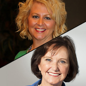 Profile photo for Kay Huff and Dona Schulz