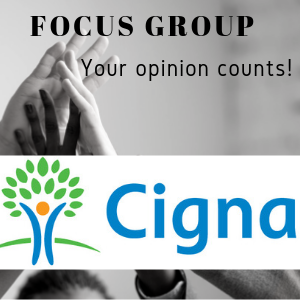Cigna Focus Group