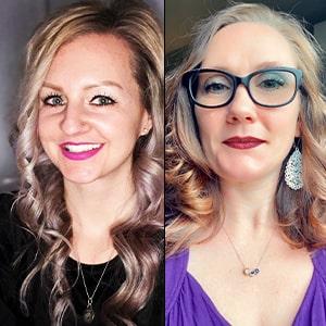 Profile photo for Nicole Kulas and Amanda Taylor