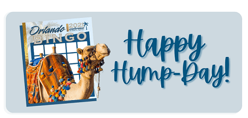 Orlando Bingo: Happy Hump-Day!